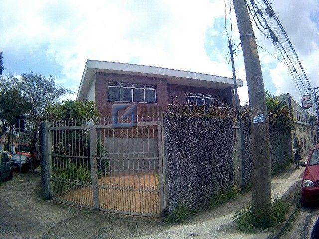 Casa para alugar com 4 dormitórios em Jardim ocara, Santo andre cod:1030-2-36575