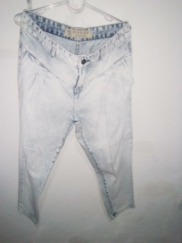 Calça Jeans 42 da Le lis blanck Semi nova R$ 69.00