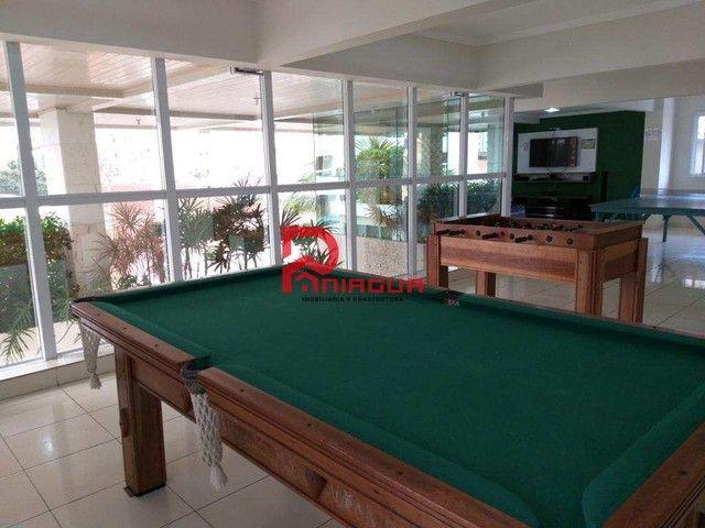Apartamento com 2 dorms, Aviação, Praia Grande - R$ 280 mil, Cod: 461 - Foto 13