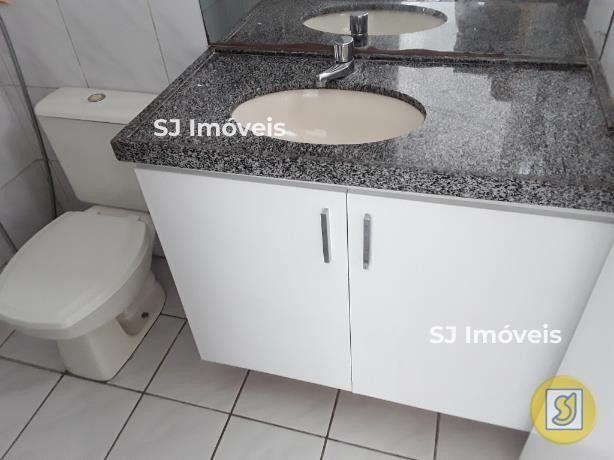 Apartamento para alugar com 4 dormitórios em Varjota, Fortaleza cod:19671 - Foto 15