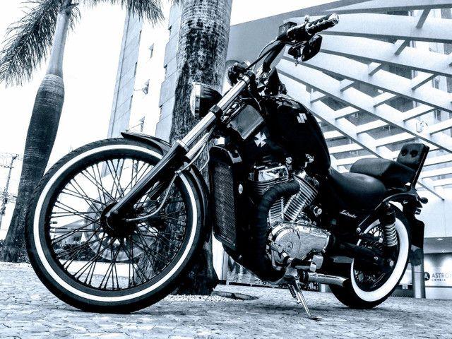"""Suzuki Intruder 800cc """"Relíquia"""" - Foto 4"""