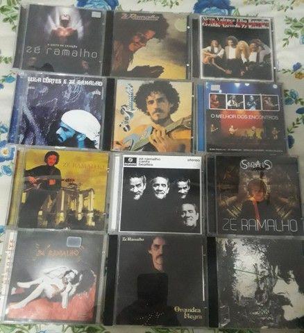CD Zé Ramalho  - Foto 2