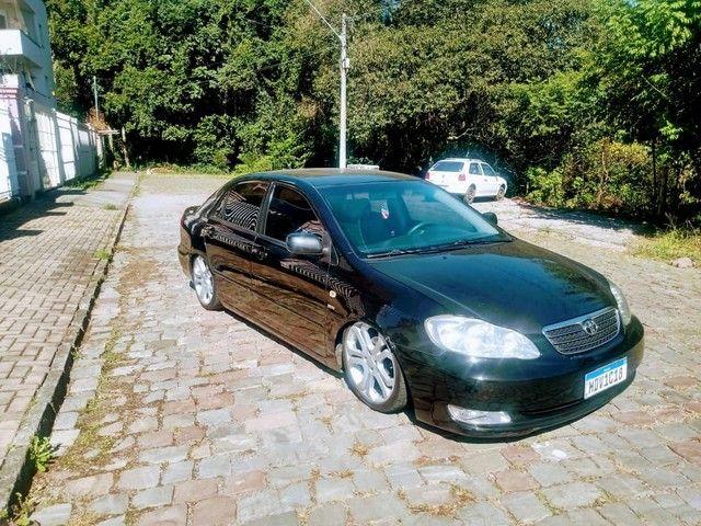Corolla 2006 com suspensão a ar legalizada! - Foto 4