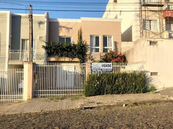 Casa à venda com 3 dormitórios em Jardim carvalho, Ponta grossa cod:2573