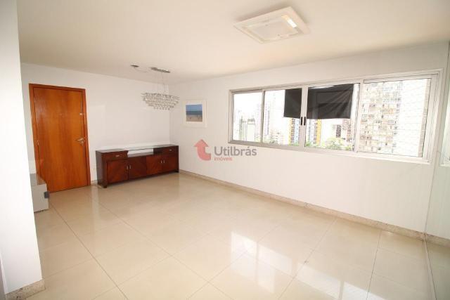 Apartamento à venda, 3 quartos, 1 suíte, 2 vagas, Santo Agostinho - Belo Horizonte/MG - Foto 2