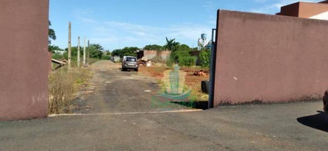 Terreno à venda com 3000 m² por R$ 850.000 no Loteamento Mata Verde em Foz do Iguaçu/PR -T - Foto 2