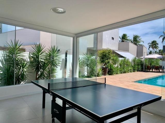 Vendo Excelente Casa LAGUNA 509 m² 4 Quartos 3 Suítes c/ Closets Piscina Aquecida Espaço G - Foto 4