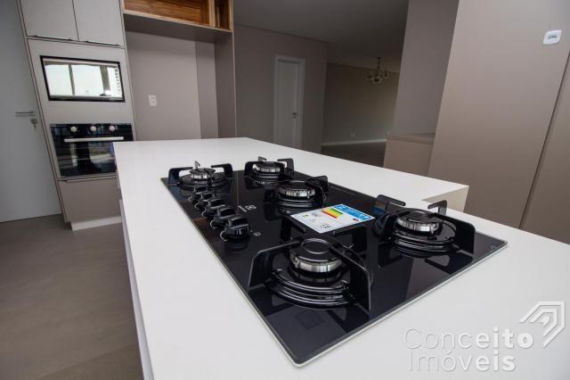 Apartamento à venda com 3 dormitórios em Jardim carvalho, Ponta grossa cod:391691.001 - Foto 13
