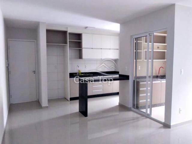 Apartamento à venda com 3 dormitórios em Oficinas, Ponta grossa cod:1826 - Foto 3