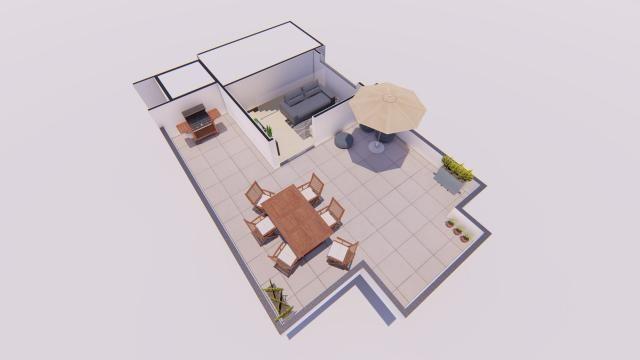 Apartamento à venda com 3 dormitórios em Castelo, Belo horizonte cod:ATC4272 - Foto 8