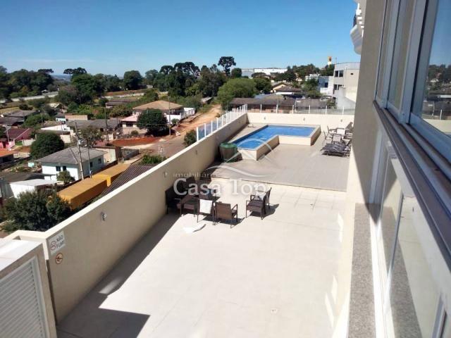 Apartamento à venda com 3 dormitórios em Oficinas, Ponta grossa cod:1826 - Foto 14