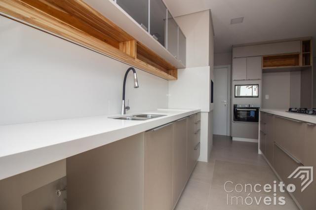 Apartamento à venda com 3 dormitórios em Jardim carvalho, Ponta grossa cod:391691.001 - Foto 10