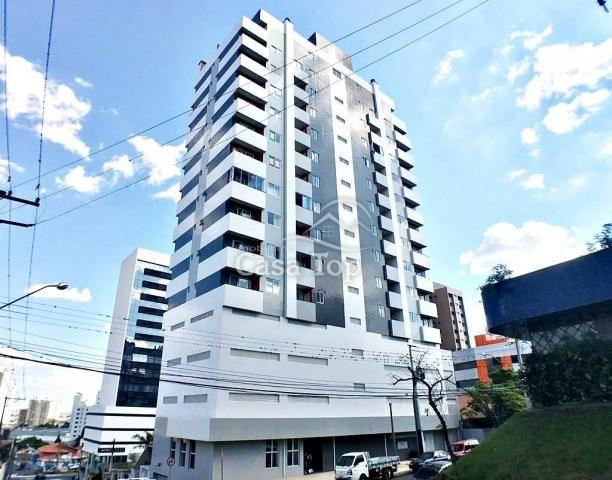 Apartamento à venda com 2 dormitórios em Estrela, Ponta grossa cod:2607