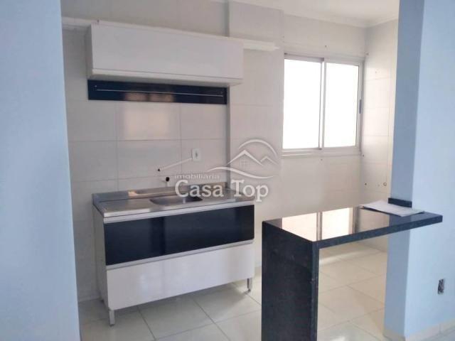 Apartamento à venda com 3 dormitórios em Estrela, Ponta grossa cod:2788 - Foto 4
