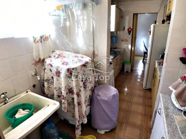 Apartamento à venda com 3 dormitórios em Jardim carvalho, Ponta grossa cod:2295 - Foto 7
