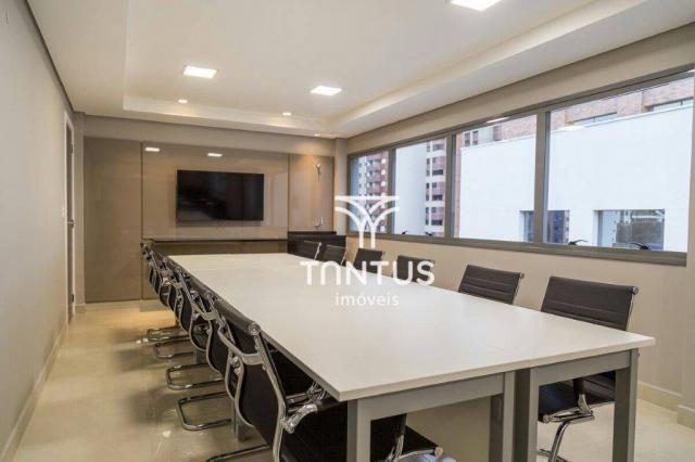 Sala à venda, 30 m² por R$ 216.006,25 - Cabral - Curitiba/PR - Foto 8