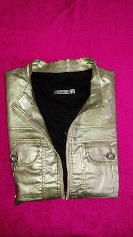 Jaquetas tecido confortável R$150,00 cada - Foto 5
