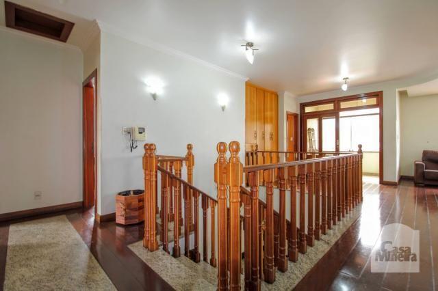 Casa à venda com 5 dormitórios em Castelo, Belo horizonte cod:277001 - Foto 10