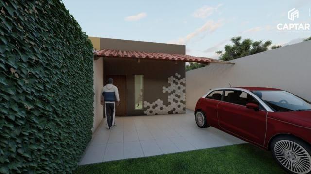 Casa à venda, com 3 quartos, sendo 1 suíte, no bairro Luiz Gonzaga em Caruaru-PE - Foto 3