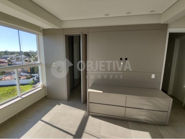 Apartamento para alugar com 3 dormitórios em Morada da colina, Uberlandia cod:468002 - Foto 12
