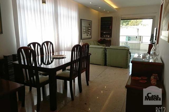 Apartamento à venda com 4 dormitórios em São josé, Belo horizonte cod:277116 - Foto 3
