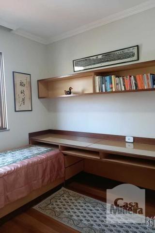 Apartamento à venda com 4 dormitórios em São josé, Belo horizonte cod:277116 - Foto 20