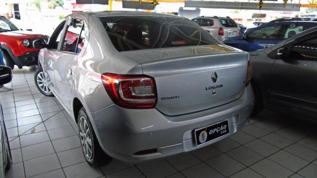 Renault Logan Expression 1.6 16V SCe (Flex) - Foto 4