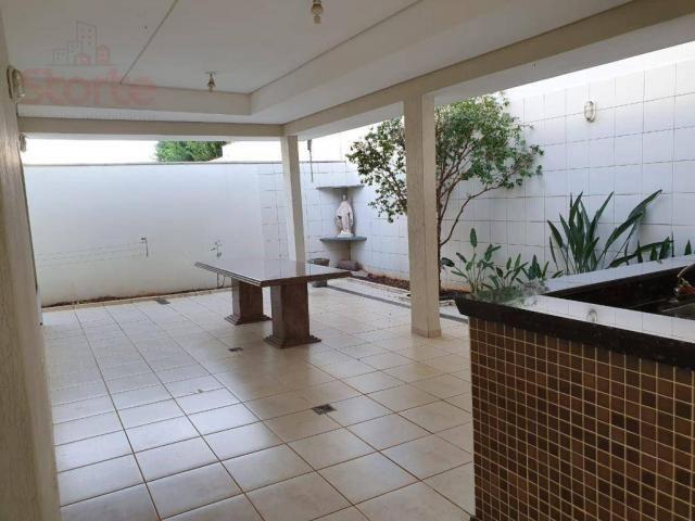 Casa estilo sobrado alto padrão em cond. fechado com 4/4 à venda, 328m² por R$ 1.460.000 - - Foto 14