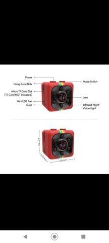 Mini câmera espiã  - Foto 4