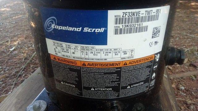 Compressor scool 380 volts - Foto 2