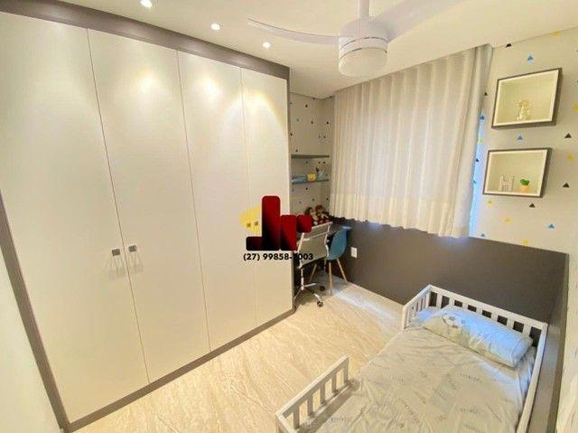 Top Apto 3 Qtos c/suite - Montado e decorado - Buritis - Foto 9