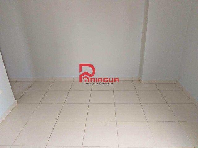 Apartamento com 2 dorms, Aviação, Praia Grande - R$ 280 mil, Cod: 461 - Foto 10