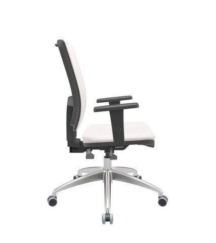 Cadeira Presidente base de alumínio - Foto 2
