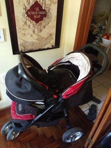 Carrinho e bebe conforto GRACO - Foto 2