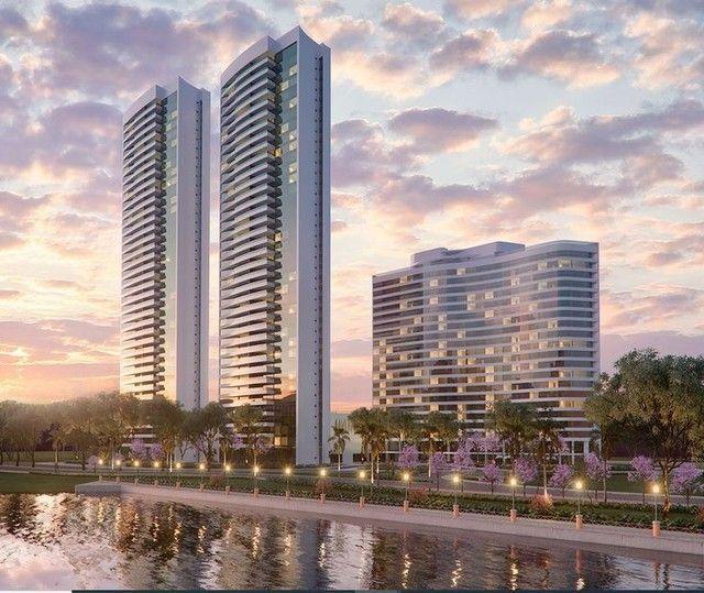 Apartamento 4 suítes à venda, 226 m² por R$ 2.300.000 - Cabanga - Recife/PE