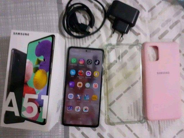 Samsung Galaxy A51 128gb  - Foto 2