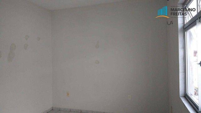 Apartamento com 2 dormitórios para alugar, 40 m² por R$ 709,00/mês - Icaraí - Caucaia/CE - Foto 11