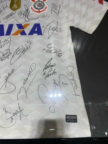 Camisa Autografada Corinthians  - Foto 2