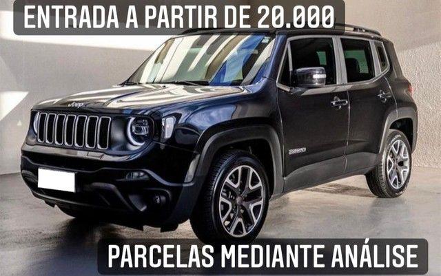 Jeep Renegade 2.0 Longitude (PARCELAMOS)