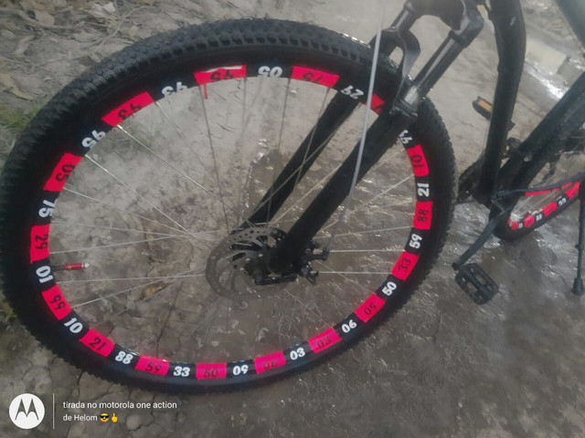 Bike aro 29. TROCO EM IPHONE! ! - Foto 4