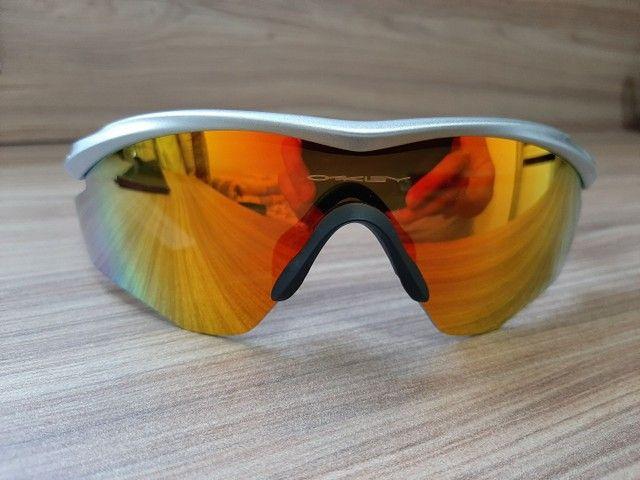 Vendo Oculos Oakley novo, sem uso, comprado na Luxottica - Foto 2