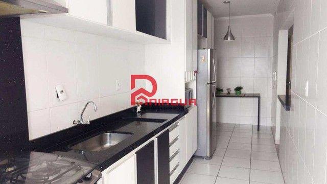 Apartamento com 2 dorms, Aviação, Praia Grande - R$ 280 mil, Cod: 461 - Foto 5