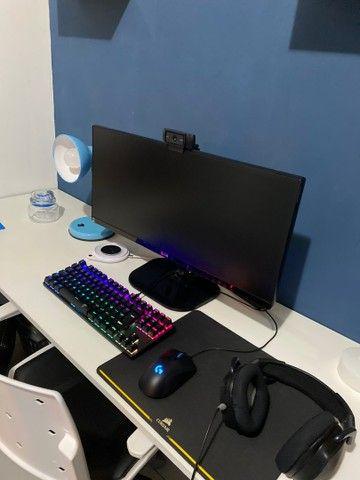 vendo monitor gamer lg ultrawide 75hz - Foto 3