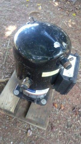 Compressor scool 380 volts