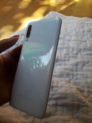 Vendo ou Troco Samsung galaxy A30s semi novo - Foto 4