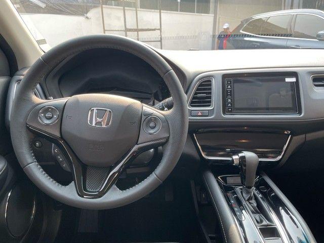 VENDO Honda HR-V EXL 2019 com 28mil Km Branco Perola  - Foto 14