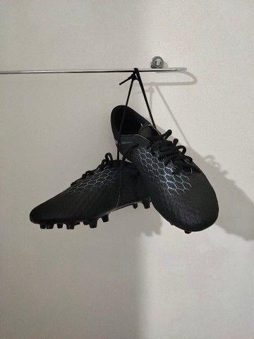 Chuteira de Campo Nike Hypervenom Phantom Academy 3 - Foto 6
