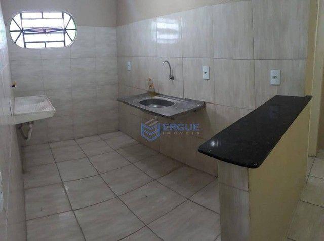 Casa com 1 dormitório para alugar por R$ 600,00/mês - Conjunto Ceará - Fortaleza/CE - Foto 12