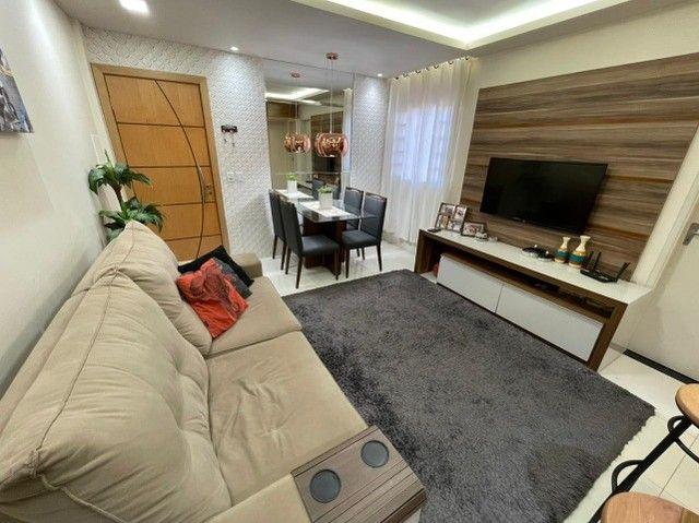 Lindo Apartamento Residencial Tulipas Todo Reformado e Mobiliado - Foto 9
