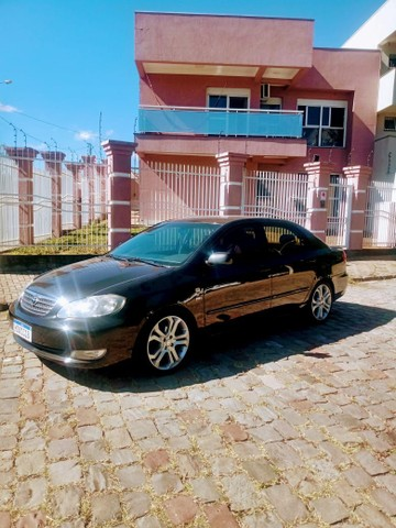Corolla 2006 com suspensão a ar legalizada! - Foto 2